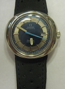 Omega automatic dameshorloge Geneve Dynamic